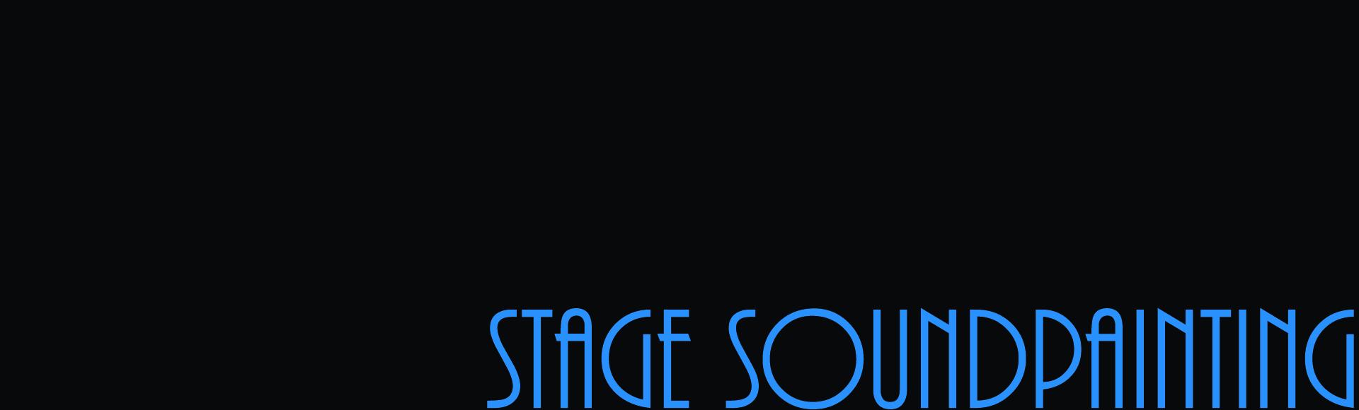 Dimanche 8 avril 2018 – Stage d'initiation au Soundpainting